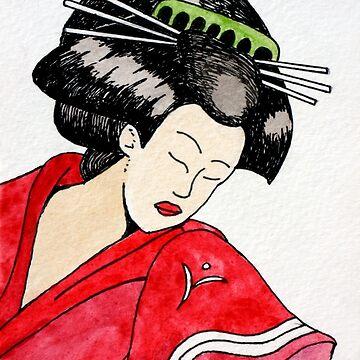 Geisha by Ravasak