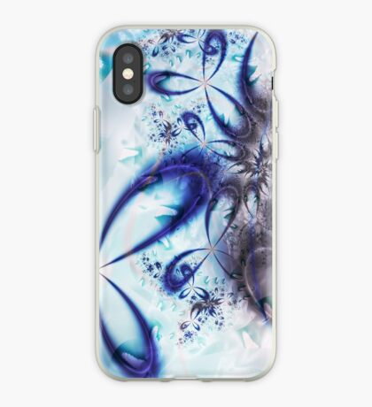 Ice Spiral  iPhone Case
