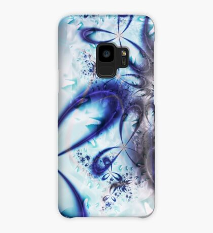 Ice Spiral  Case/Skin for Samsung Galaxy