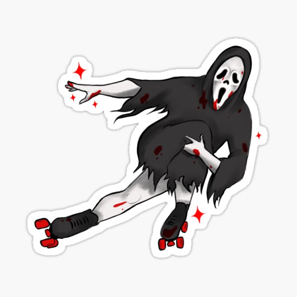 Get into the coffin Sticker