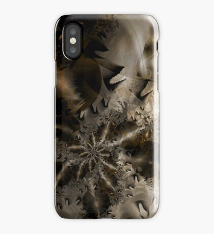 The Badlands Space Art iPhone Case