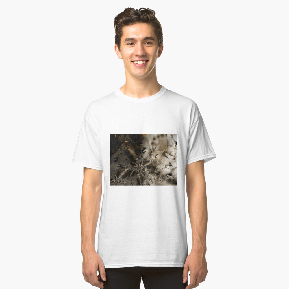The Badlands Space Art Classic T-Shirt