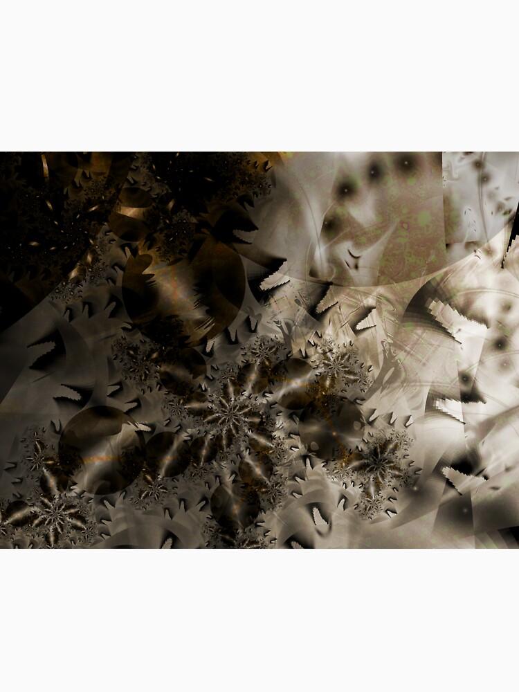 The Badlands Space Art by garretbohl