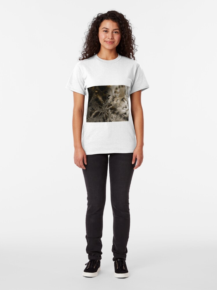 Alternate view of The Badlands Space Art Classic T-Shirt