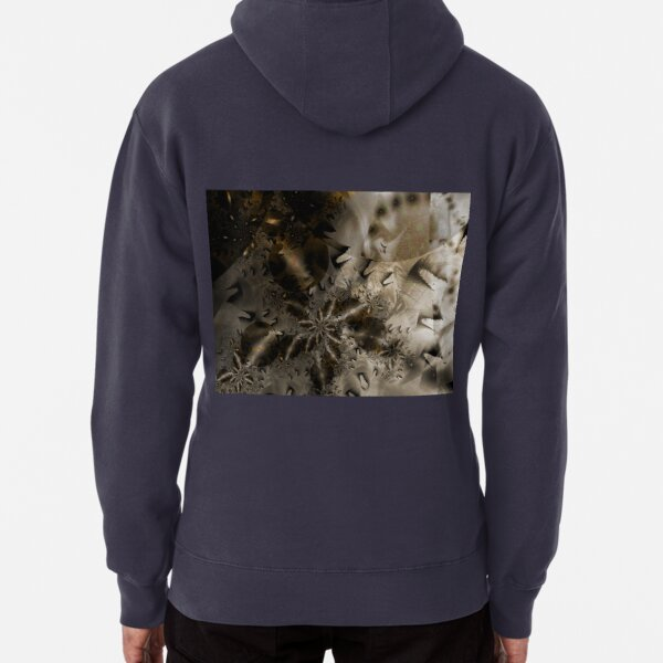 The Badlands Space Art Pullover Hoodie