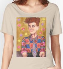 Meanwhile In The 80s Women's Relaxed Fit T-Shirt