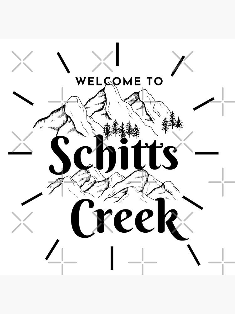 Schitts creek-welcome to schitts creek by Rajpramanik