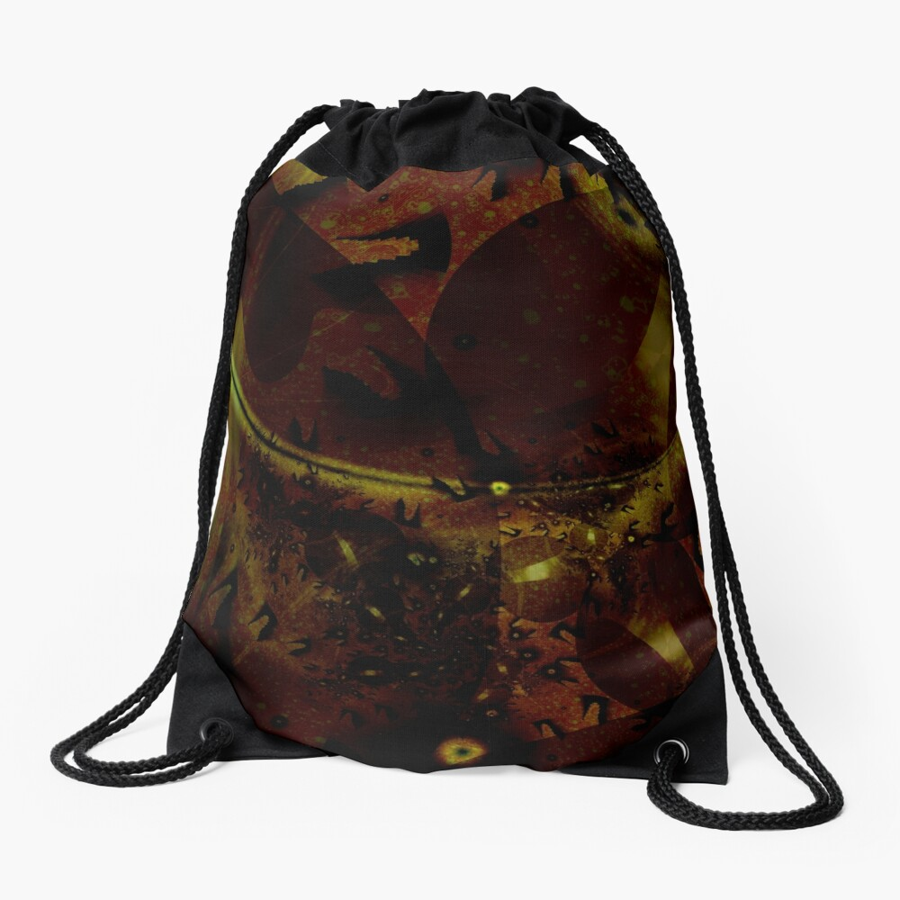 Euclidean Geometry Drawstring Bag