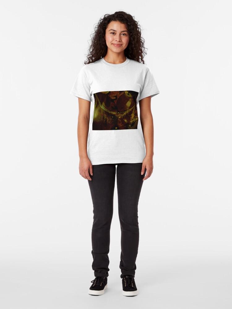Alternate view of Euclidean Geometry Classic T-Shirt