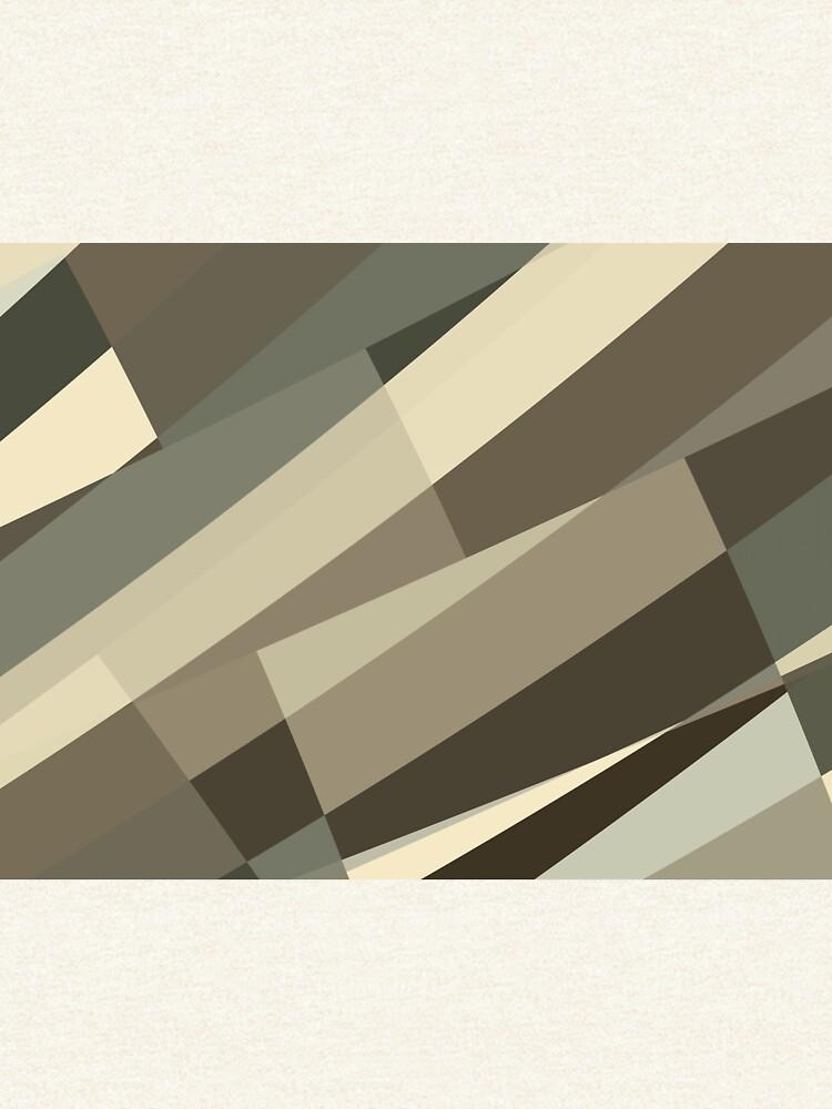 Camo Leopard Zebra Stripes Pattern  by garretbohl