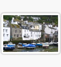 Polperro Sticker