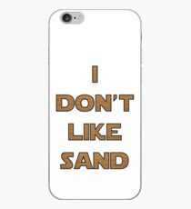 I don't like sand - version 2 iPhone Case