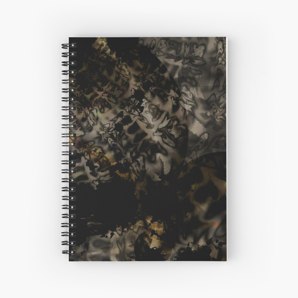 Dying Worlds Spiral Notebook