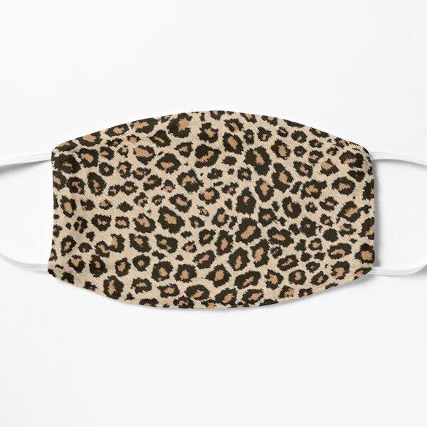 New Leopard Print Design Flat Mask