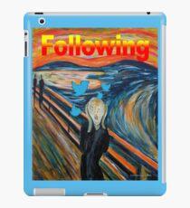 Following iPad Case/Skin