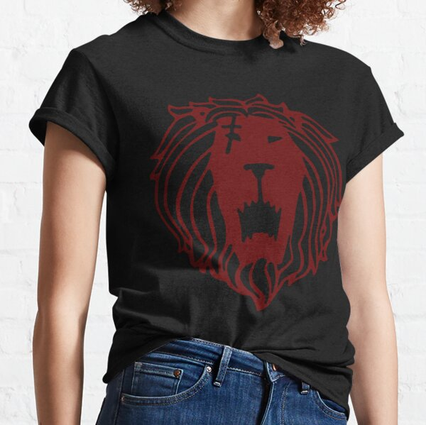 Lion's Sin of Pride (Tattoo Edition) Classic T-Shirt