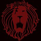 Lion's Sin of Pride (Tattoo Edition) by Explicit Designs