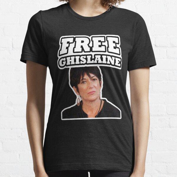 Free Ghislaine Maxwell | Ironic Tim Dillon T-Shirt Essential T-Shirt