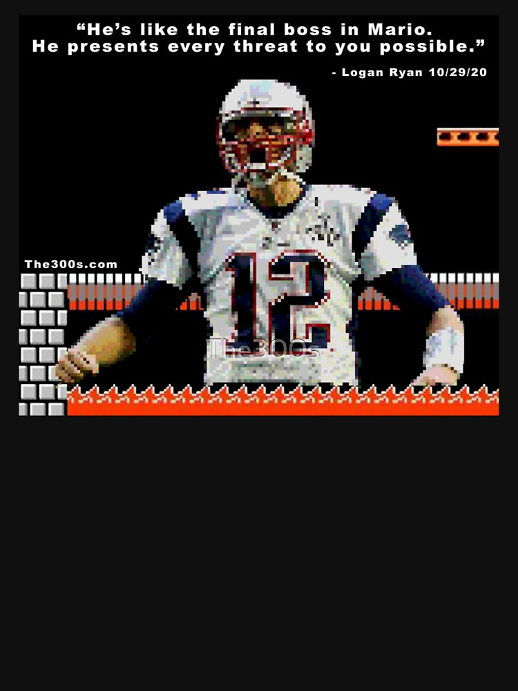 Brady is the Final Boss by The300s