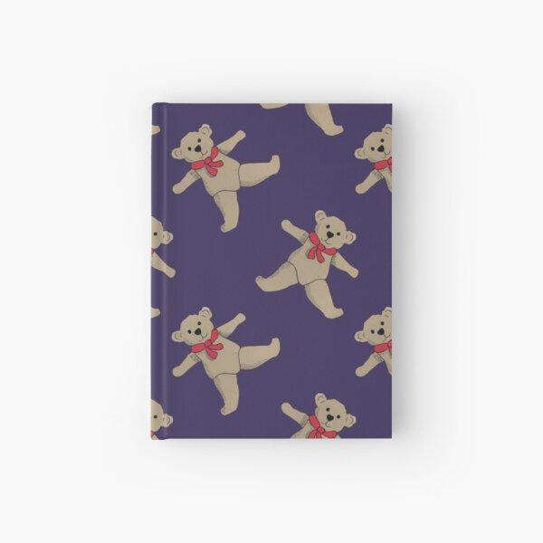 Christmas teddy bears Hardcover Journal