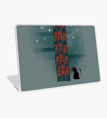 Urban Cat Laptop Skin