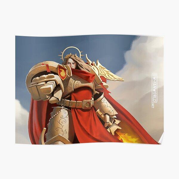 GW-Fanworld.net - The Emperor of Mankind Poster