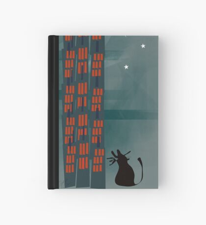 Urban Cat Hardcover Journal
