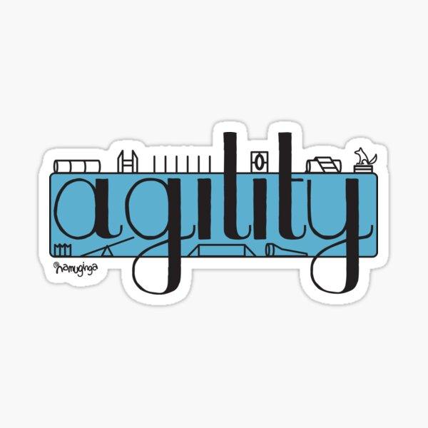 Agility Sticker