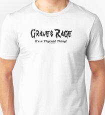Graves Rage Unisex T-Shirt
