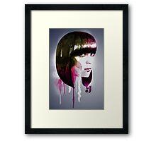 Jessie J Framed Print