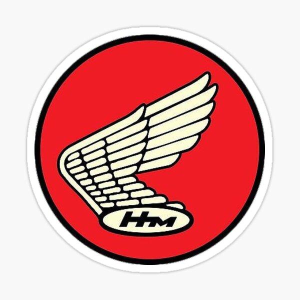 Honda motor vintage Sticker