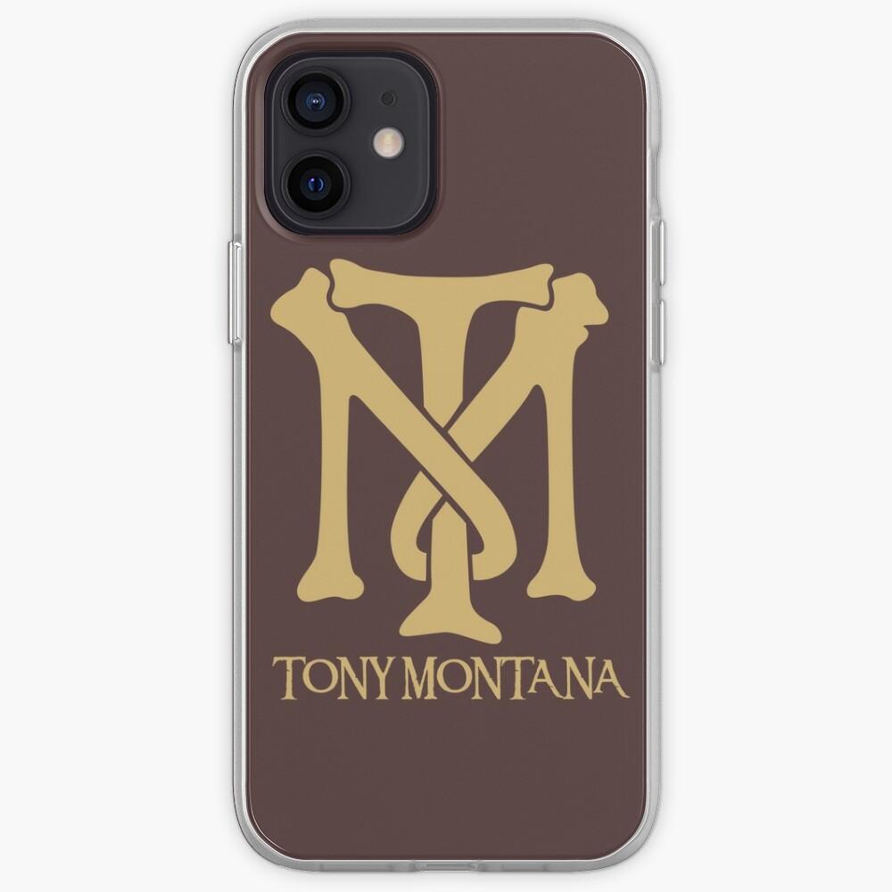 Tony Montana Logo  iPhone Case & Cover