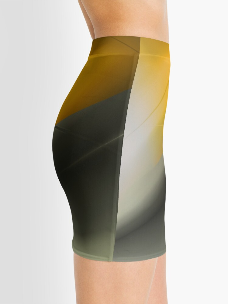 Alternate view of Shades and Colors Mini Skirt