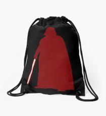 Star Wars Darth Vader Red Drawstring Bag