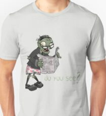 Plants vs Zombies - Do You See? Unisex T-Shirt