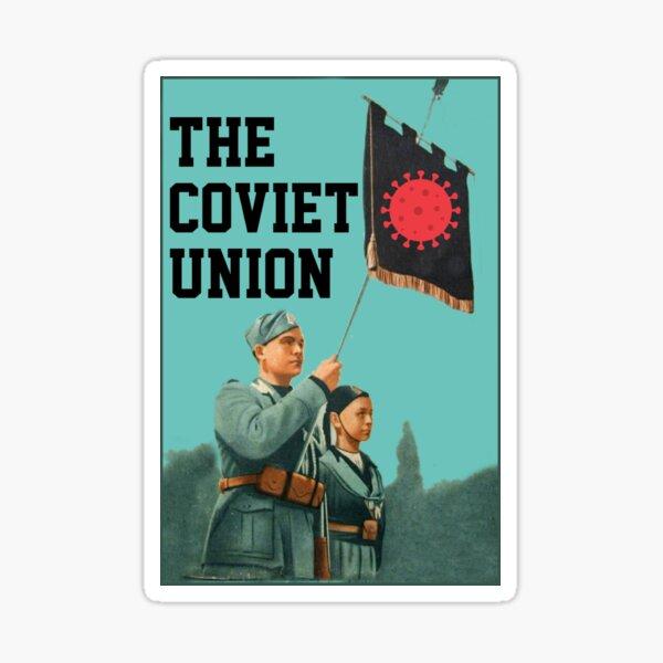 Glory to the Coviet Union Sticker