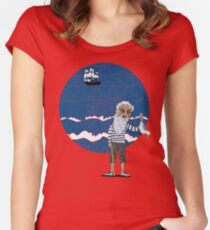 The Ancient Mariner Women's Fitted Scoop T-Shirt