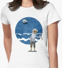 The Ancient Mariner Women's Fitted T-Shirt