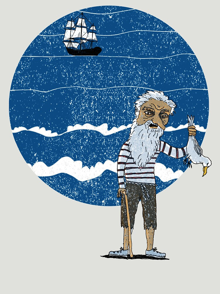 The Ancient Mariner | Unisex T-Shirt