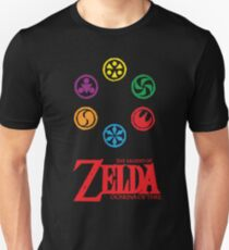 The Ocarina of Time  T-Shirt