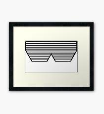 Dork Framed Print