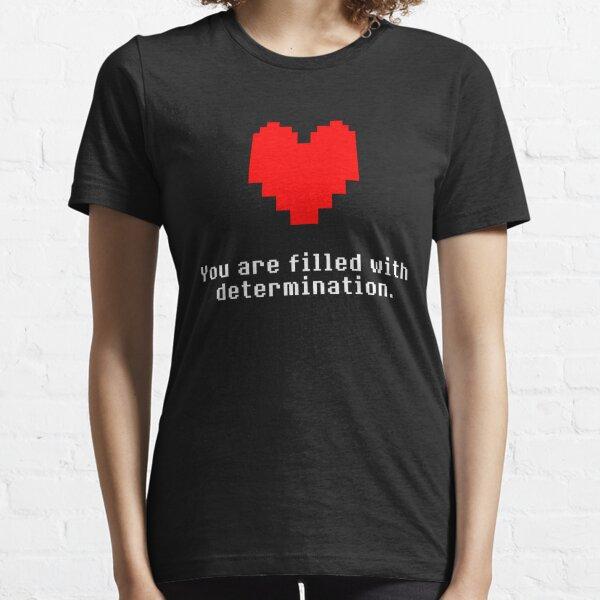 Undertale Camiseta esencial