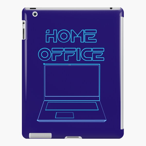 Home Office A iPad Snap Case