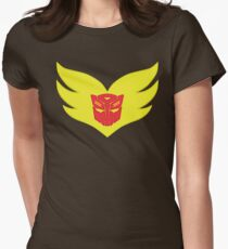Holo Roddy Womens Fitted T-Shirt