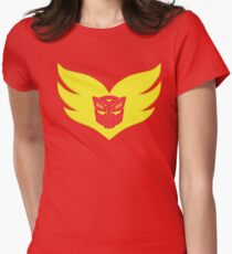 Holo Roddy Women's Fitted T-Shirt