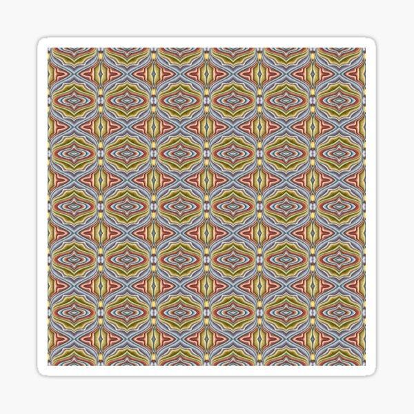 Tesselation #1 Sticker