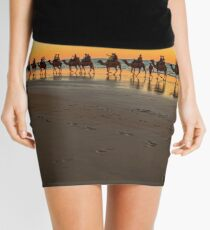 cable beach cable train  Mini Skirt
