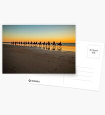 cable beach cable train  Postcards