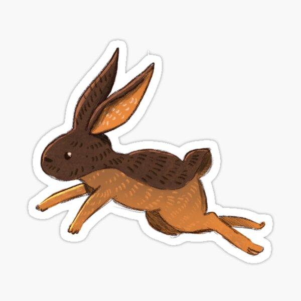 rabbit  — how long is forever? Sticker