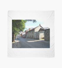 A street,Mostar Scarf